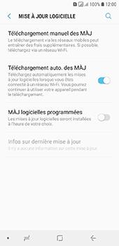 Samsung Galaxy A6 - Aller plus loin - Mettre à jour le logiciel interne de votre mobile - Étape 6