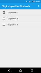 Sony Xperia Z5 Compact - Bluetooth - Transferir archivos a través de Bluetooth - Paso 14