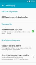 Samsung G901F Galaxy S5 4G+ - Beveiliging en ouderlijk toezicht - Hoe wijzig ik mijn SIM PIN-code - Stap 5