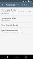 Sony Xperia XZ (F8331) - Internet et connexion - Activer la 4G - Étape 6