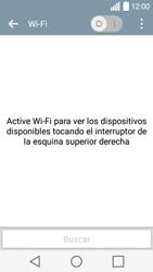 LG Leon - WiFi - Conectarse a una red WiFi - Paso 5
