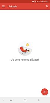 Samsung Galaxy A8 Plus - E-mail - handmatig instellen (gmail) - Stap 7