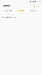 Samsung Galaxy J5 (2017) - Bluetooth - Transferir archivos a través de Bluetooth - Paso 5