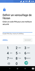 Alcatel 1 - Sécuriser votre mobile - Activer le code de verrouillage - Étape 8