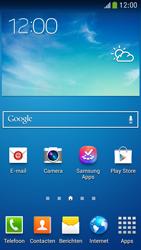 Samsung I9195 Galaxy S IV Mini LTE - E-mail - E-mails verzenden - Stap 1