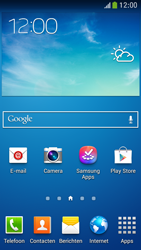 Samsung I9195 Galaxy S IV Mini LTE - Netwerk - LTE - Stap 1