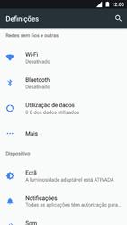 Nokia 5 - Internet no telemóvel - Como ativar 4G -  4