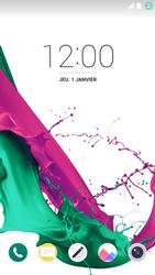 LG H525N G4c - Device maintenance - Effectuer une réinitialisation logicielle - Étape 7