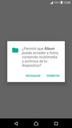 Sony Xperia E5 (F3313) - Bluetooth - Transferir archivos a través de Bluetooth - Paso 4