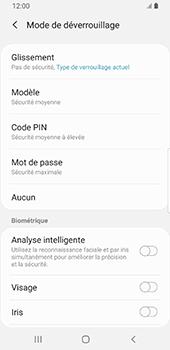 Samsung Galaxy S9 Android Pie - Sécurité - activéz le code PIN de l'appareil - Étape 6
