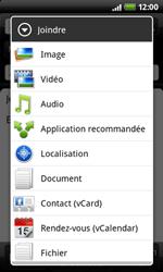 HTC A7272 Desire Z - E-mail - envoyer un e-mail - Étape 7
