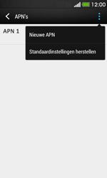 HTC Desire 500 - MMS - Handmatig instellen - Stap 7
