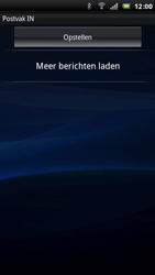 Sony Ericsson Xperia Arc - E-mail - Handmatig instellen - Stap 5