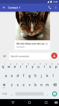 Huawei Nexus 6P - MMS - afbeeldingen verzenden - Stap 17