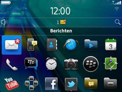 BlackBerry 9320 Curve - Instellingen - configuratiebericht ontvangen - Stap 10
