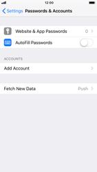 Apple iPhone 6 - iOS 12 - E-mail - Manual configuration - Step 5