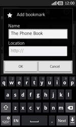 LG P940 PRADA phone by LG - Internet - Internet browsing - Step 8
