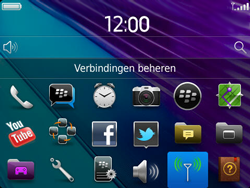 BlackBerry 9790 Bold - Buitenland - Bellen, sms en internet - Stap 4