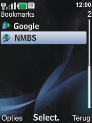 Nokia 6600i slide - Internet - Internetten - Stap 12