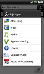 HTC S510e Desire S - MMS - afbeeldingen verzenden - Stap 9