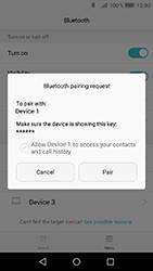 Huawei Y6 (2017) - WiFi and Bluetooth - Setup Bluetooth Pairing - Step 6