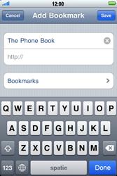 Apple iPhone 4 S - Internet - Internet browsing - Step 11
