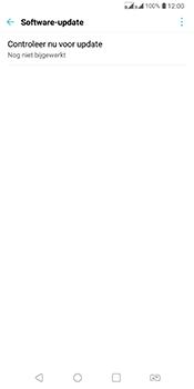 LG Q7 - Software updaten - Update installeren - Stap 6