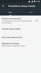 Nokia 3 (DualSim) - Réseau - Utilisation à l
