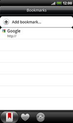 HTC A8181 Desire - Internet - Internet browsing - Step 8