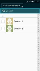 Samsung A500FU Galaxy A5 - Contacten en data - Contacten kopiëren van toestel naar SIM - Stap 9