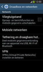 Samsung Galaxy S3 Mini VE (I8200) - Internet - Internet gebruiken in het buitenland - Stap 7
