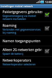 Samsung S5830 Galaxy Ace - MMS - handmatig instellen - Stap 6