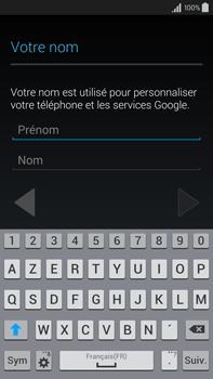 Samsung Galaxy Note 4 - Premiers pas - Créer un compte - Étape 9