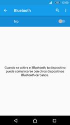 Sony Xperia M5 (E5603) - Bluetooth - Conectar dispositivos a través de Bluetooth - Paso 5