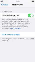 Apple iPhone 5s - iOS 12 - toestel resetten - back-up maken met jouw account - stap 14
