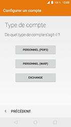 Wiko WIM Lite - E-mails - Ajouter ou modifier un compte e-mail - Étape 11
