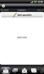 HTC A9191 Desire HD - E-mail - handmatig instellen - Stap 4