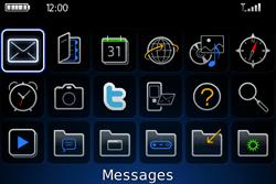 BlackBerry 9000 Bold - MMS - Envoi d