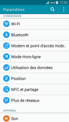 Samsung A300FU Galaxy A3 - Internet - Configuration manuelle - Étape 4