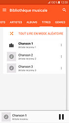 Samsung Galaxy A5 (2017) (A520) - Photos, vidéos, musique - Ecouter de la musique - Étape 9