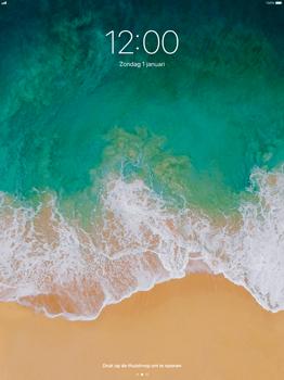 Apple Apple iPad Pro 12.9 - iOS 11 - Device maintenance - Een soft reset uitvoeren - Stap 4