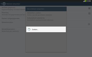 Samsung P5220 Galaxy Tab 3 10-1 LTE - Netwerk - Handmatig netwerk selecteren - Stap 10