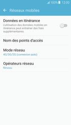 Samsung Galaxy J5 (2016) (J510) - Réseau - Activer 4G/LTE - Étape 7