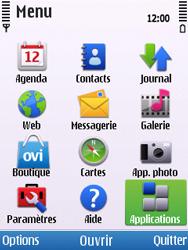 Nokia C5-00 - E-mail - Configuration manuelle - Étape 3