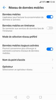 Huawei P10 Plus - Internet - Désactiver les données mobiles - Étape 5