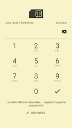 Sony Xperia X - Android Nougat - Device maintenance - Effectuer une réinitialisation logicielle - Étape 4