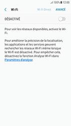 Samsung Galaxy J3 (2017) - Wifi - configuration manuelle - Étape 5