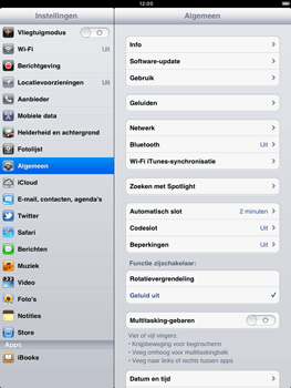 Apple iPad 2 - Software updaten - Update installeren - Stap 3