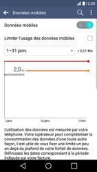 LG LG K10 4G (K420) - Internet - activer ou désactiver - Étape 5