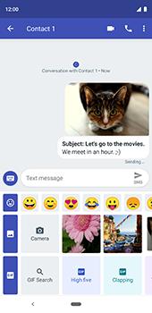 Google Pixel 3XL - MMS - Sending a picture message - Step 17